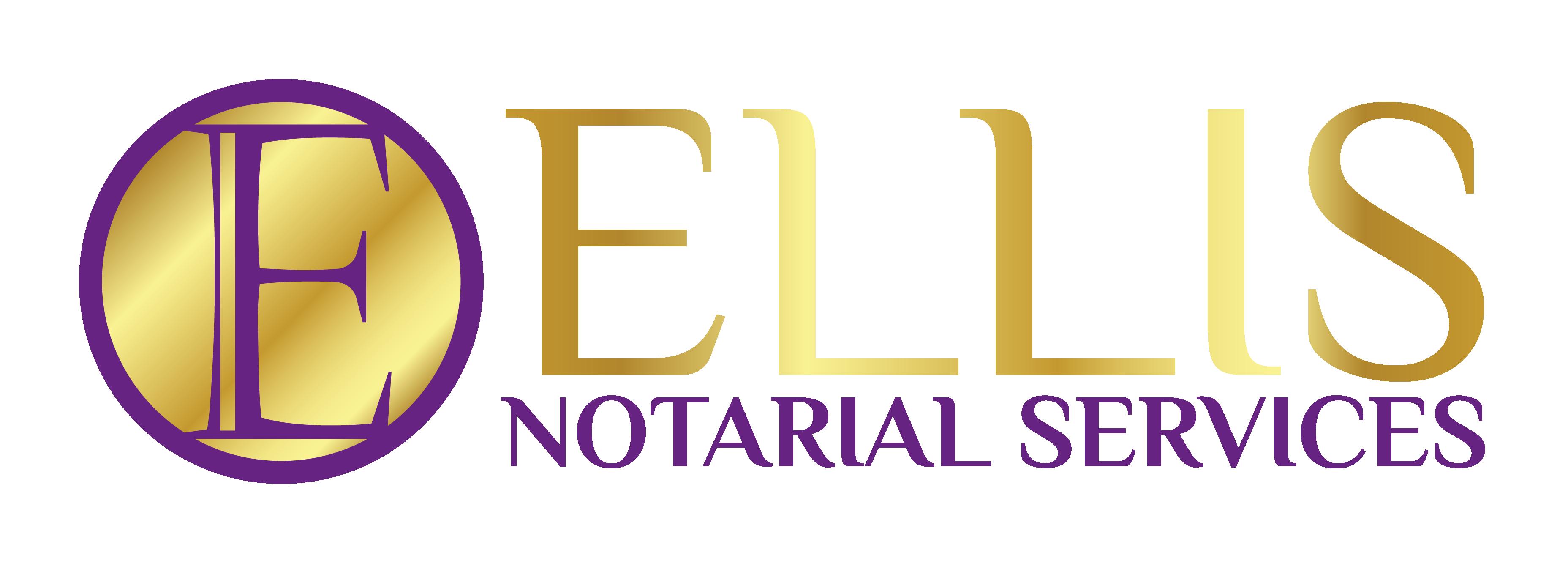 Ellis Notarial services